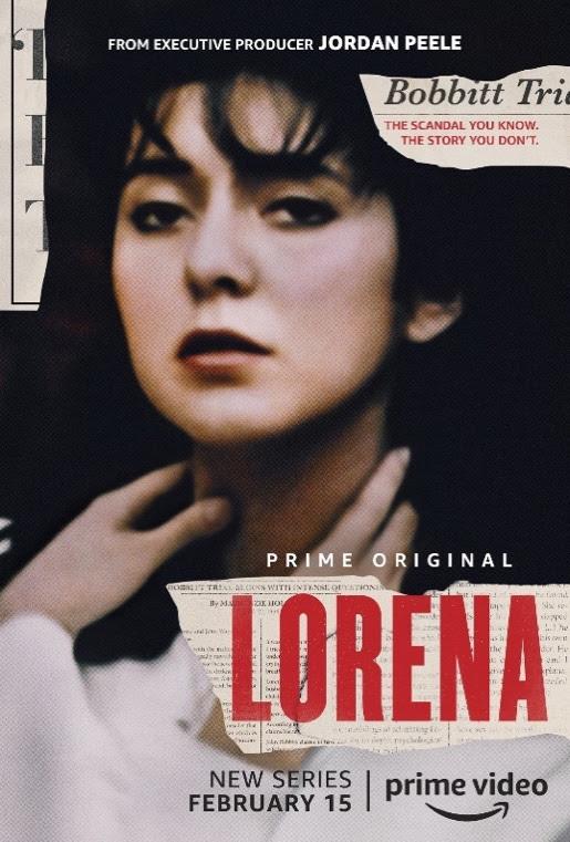 Lorena: La serie disponibile su Amazon Prime Video da venerdì 15 Febbraio