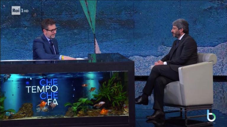 Ascolti tv 3 febbraio: vince Fazio mentre L'isola dei famosi conferma il trend negativo