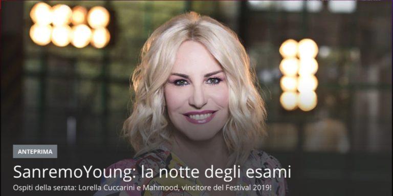 Guida Tv 1° marzo: Sanremo Young, Uomini e donne – La scelta, Propaganda Live