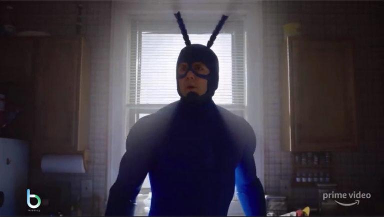 The Tick, la seconda stagione dal 5 aprile su Prime Video