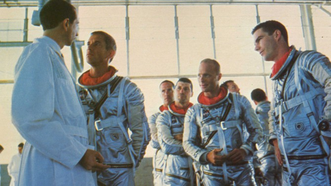 The right stuff National Geographic
