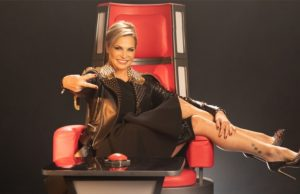 The Voice of Italy, il grande ritorno di Simona Ventura su Rai due
