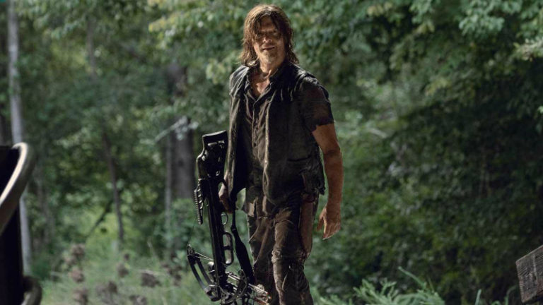 Guida serie TV del 18 Marzo: Il Nome della Rosa, Suburra, The Walking Dead