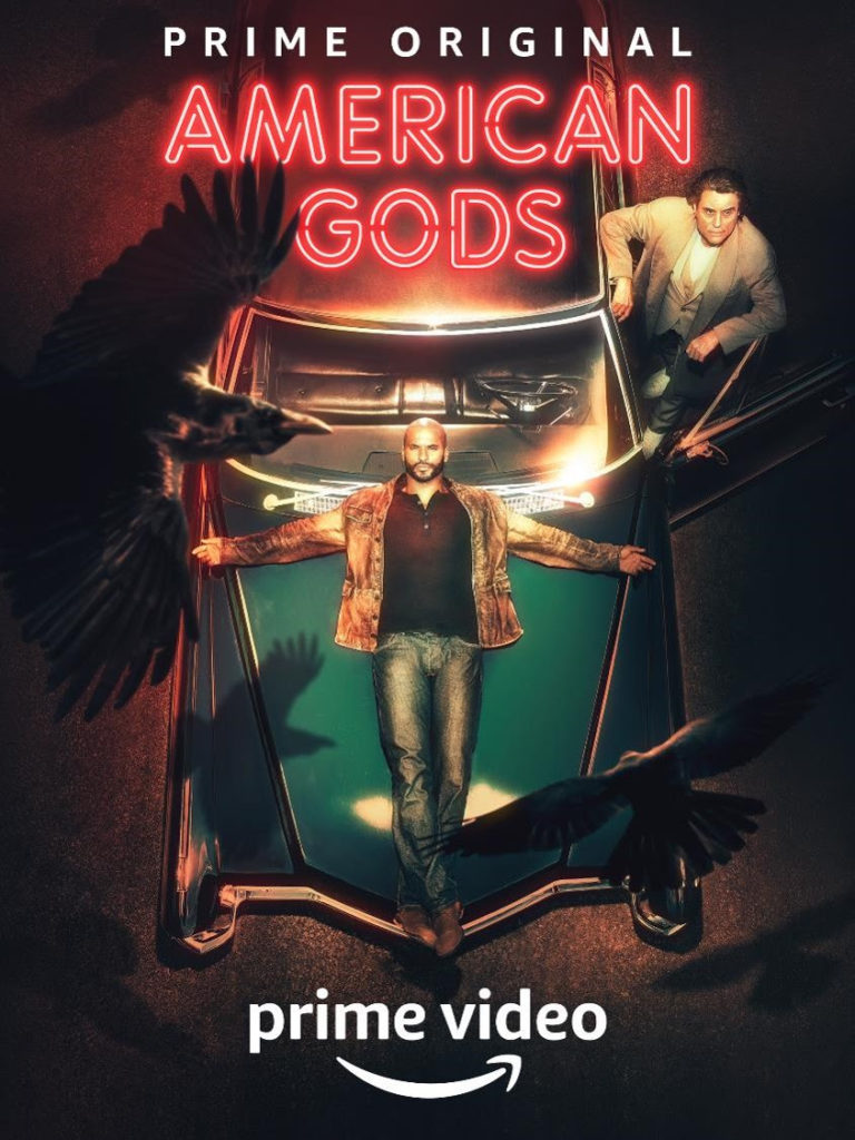 American Gods 2, The Widow, Hannah: le novità di marzo Prime Video