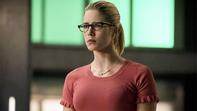 Arrow 7: Emily Bett Rickard abbandona la serie