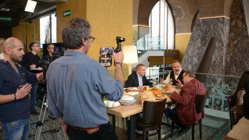 In cucina con Marcello, il nuovo programma itinerante sulla cucina italiana nel sabato mattina di Rai due