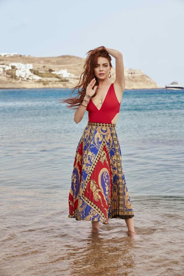 Lindsay Lohan's Beach Club, arriva l'esclusivo docu-reality su MTV