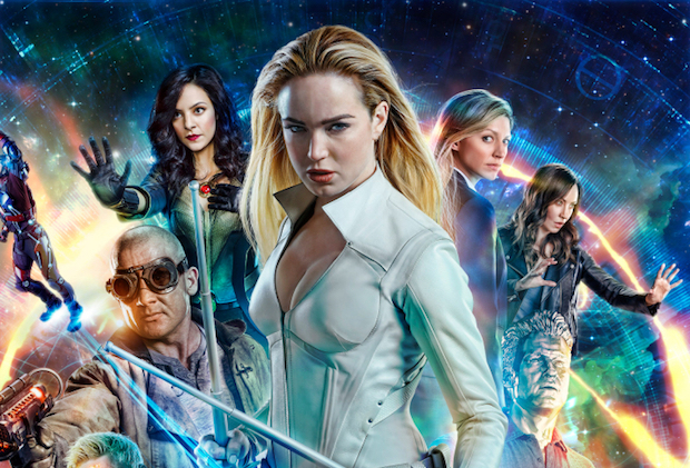 Legends of Tomorrow: la quarta stagione in home video dal 5 marzo