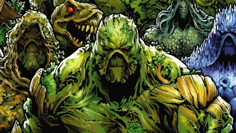 Swamp Thing: la serie TV debutterà a Maggio su DC Universe