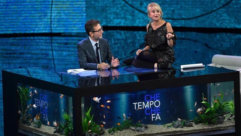 Ospiti in tv 14 aprile: Raffaella Carrà a Che tempo che fa, Selvaggia Lucarelli a Domenica In