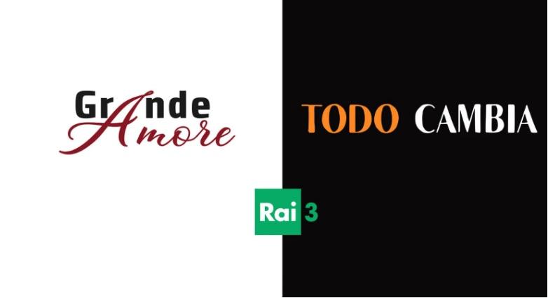 Grande amore e Todo Cambia, i due nuovi docu reality su Rai tre