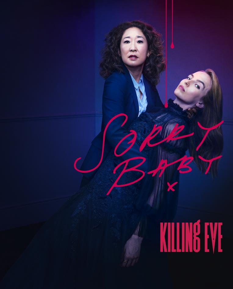 Killing Eve, la seconda stagione in esclusiva su Timvision dall'8 aprile