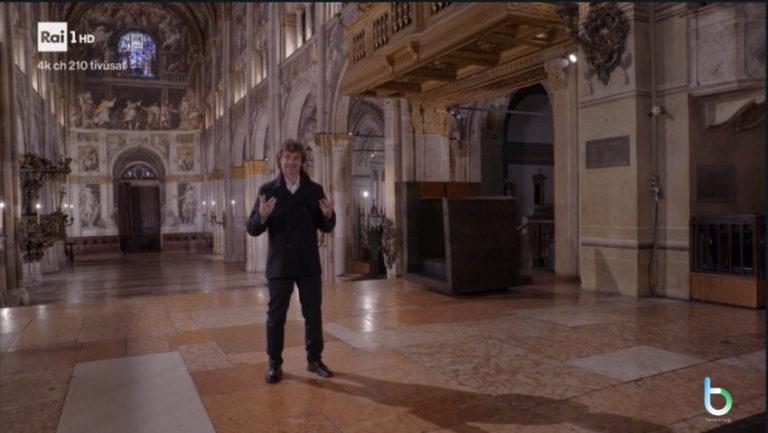 Ascolti tv 2 aprile: sempre ottimi ascolti per Meraviglie di Alberto Angela