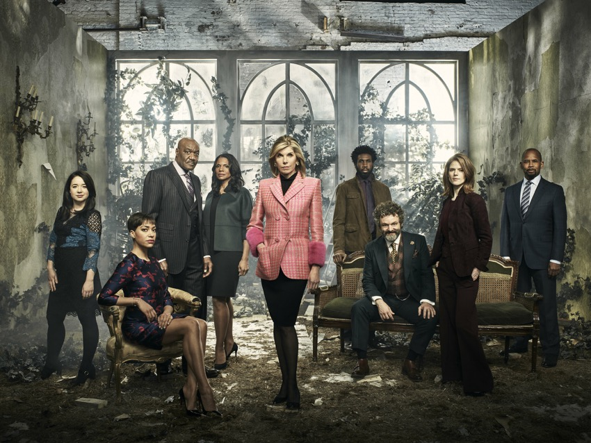 The Good fight 3, Humans 3 e tutte le novità di maggio TimVision