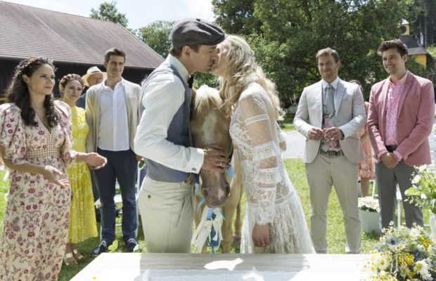 Viktor e Alicia sposi
