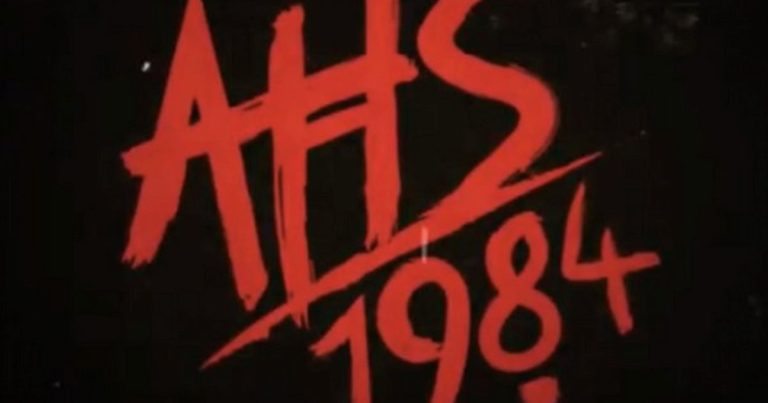 American Horror Story: 1984 è il titolo della nona stagione, primo teaser trailer