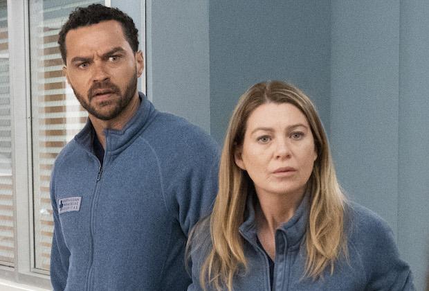 Grey's Anatomy: il cast festeggia il traguardo dei 350 episodi