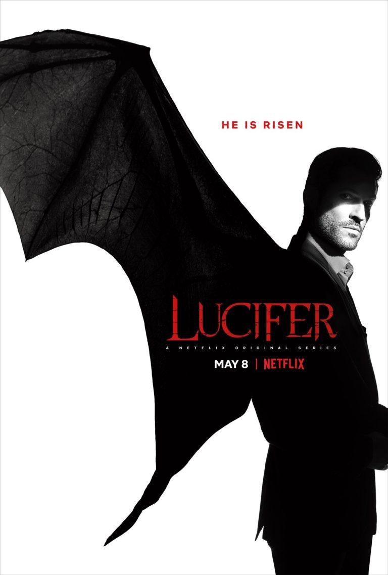 Lucifer: il primo teaser trailer e la data di debutto della quarta stagione
