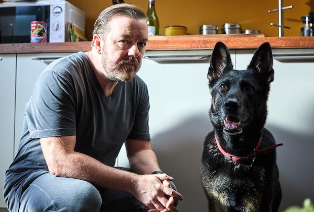 After Life: Netflix rinnova la serie di Ricky Gervais