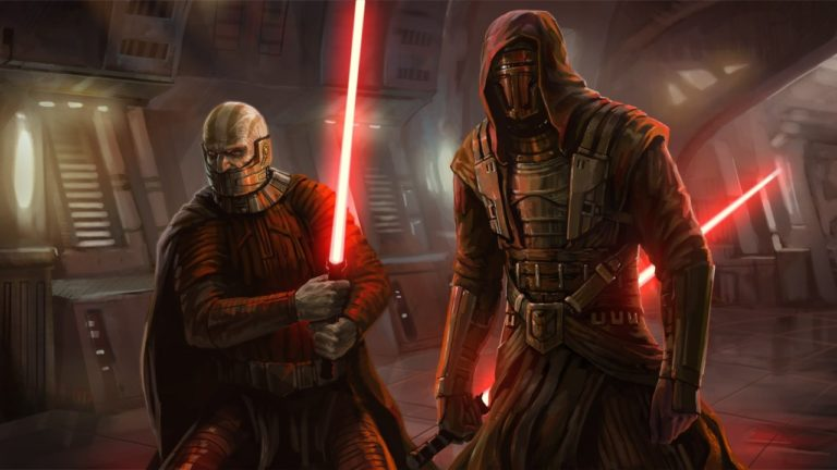 Lucasfilm sviluppa l'adattamento di Star Wars: Knights of The Old Republic!