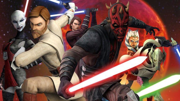 Star Wars: The Clone Wars – il primo trailer della 7° stagione, dal 2020 su Disney+