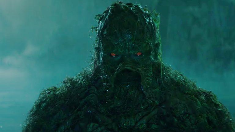 Swamp Thing: il primo teaser trailer della nuova serie DC Universe