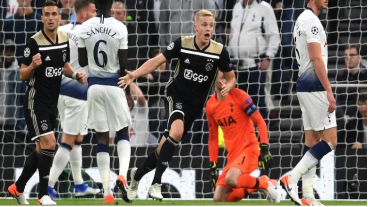 Guida Tv 8 maggio: Ajax – Tottenham, Chi l'ha visto?, Live non é la D'Urso