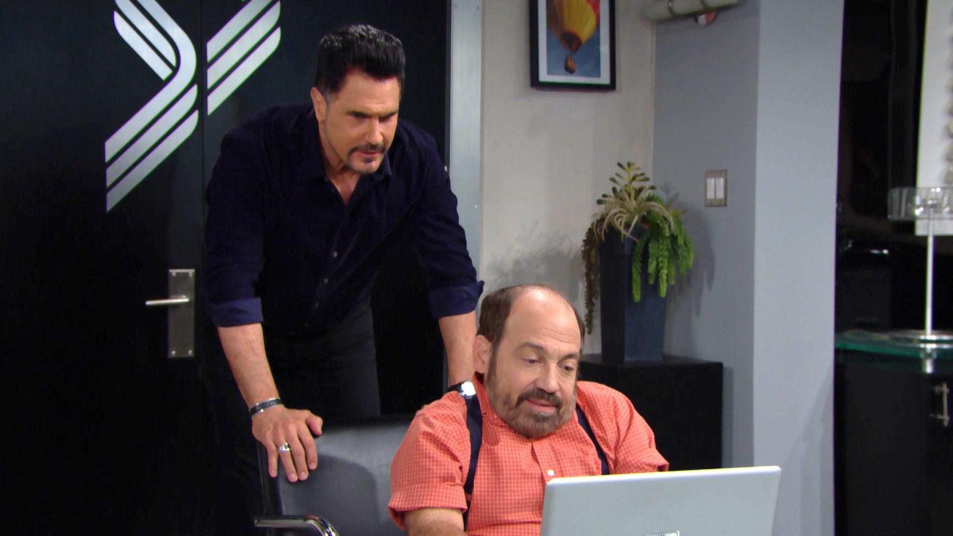 Beautiful, Bill scopre il segreto di Ridge (puntata 1° ottobre)
