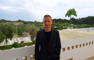 Gianluca Mech torna negli Stati Uniti d'America per un progetto legato al benessere