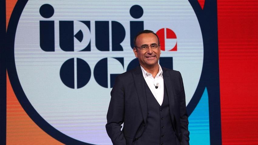Ieri e oggi, torna lo show nostalgico di Carlo Conti su Rai tre in seconda serata