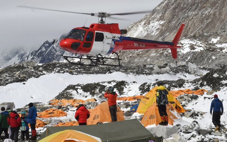 Nepal- terremoto sull'Everest National Geographic