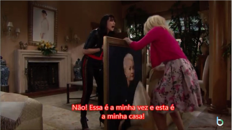 Beautiful, Quinn distrugge il quadro di Stephanie (puntata spoiler)