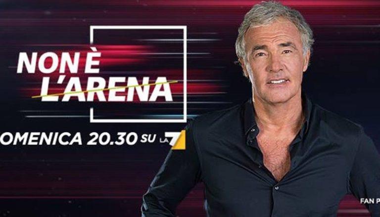 Speciale Non è l'Arena: Massimo Giletti racconta storie di ingiustizie e soprusi