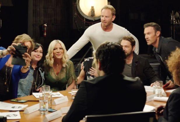 Beverly Hills 90210: FOX cancella il reboot dopo una sola stagione