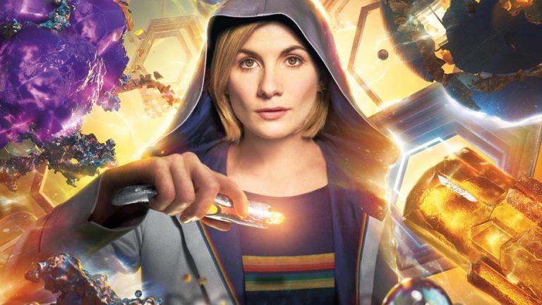 Doctor Who: le prime foto ufficiali dello special natalizio