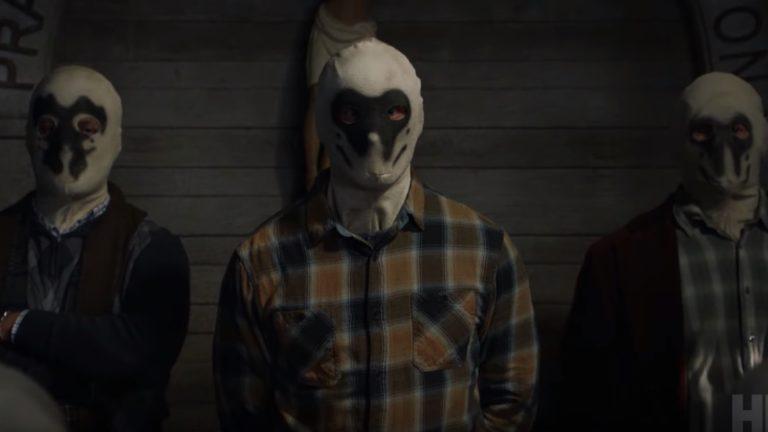 Watchmen: il primo intenso teaser trailer della serie HBO