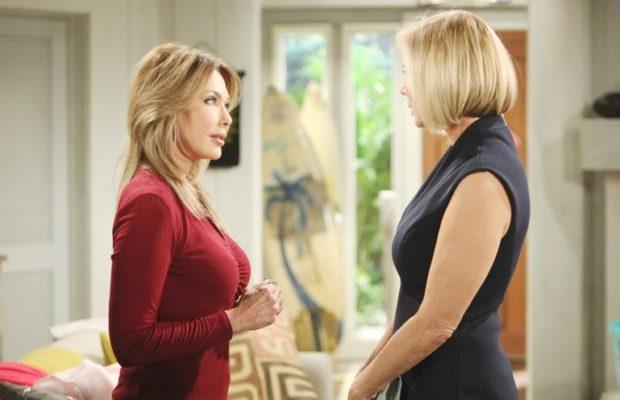 Brooke accusa Taylor di aver sparato a Bill