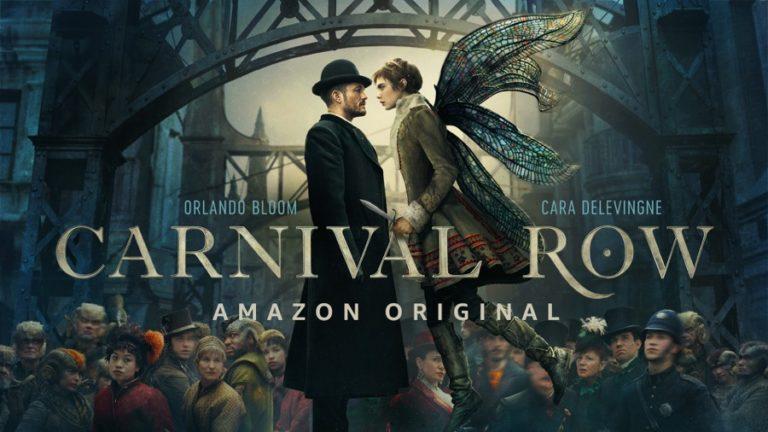 Carnival Row: iniziano le riprese della seconda stagione