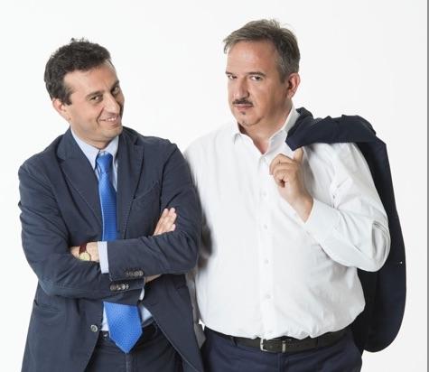 In onda, la nuova edizione con Luca Telese e David Parenzo su La7