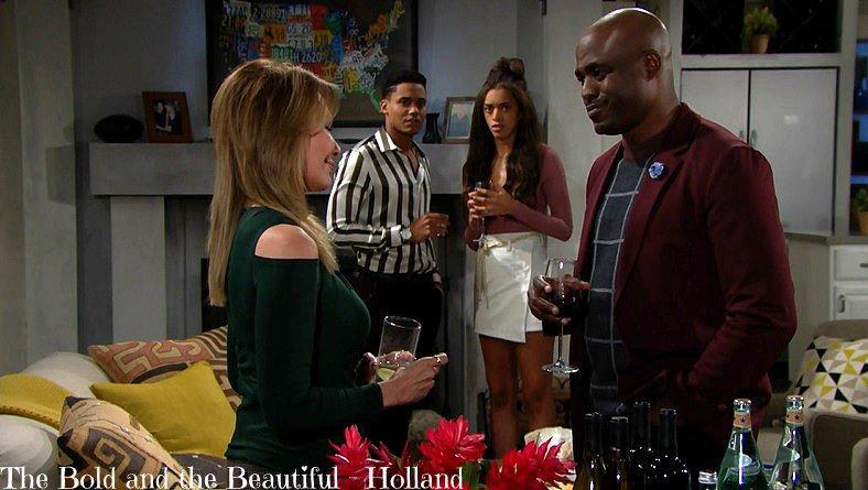 Beautiful, Reese e Taylor fanno amicizia (puntata 21 ottobre)