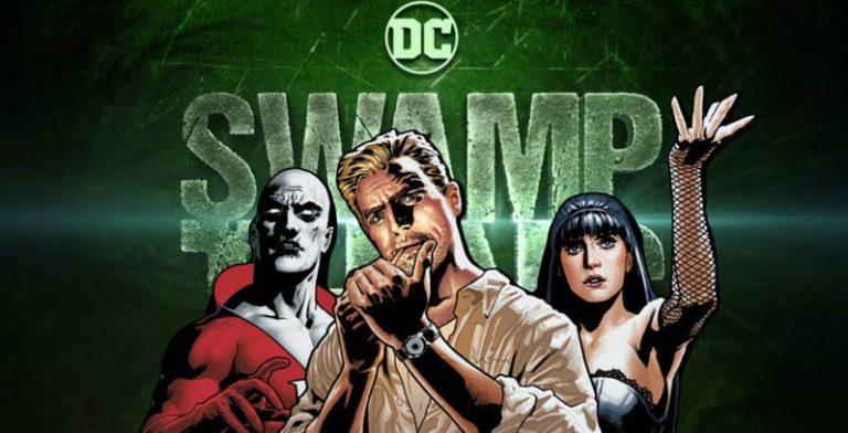 Swamp Thing: nei piani anche uno spin-off dedicato alla Justice League Dark