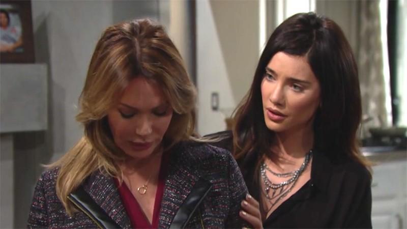 Beautiful, Taylor torna alla carica (puntata 12 ottobre)