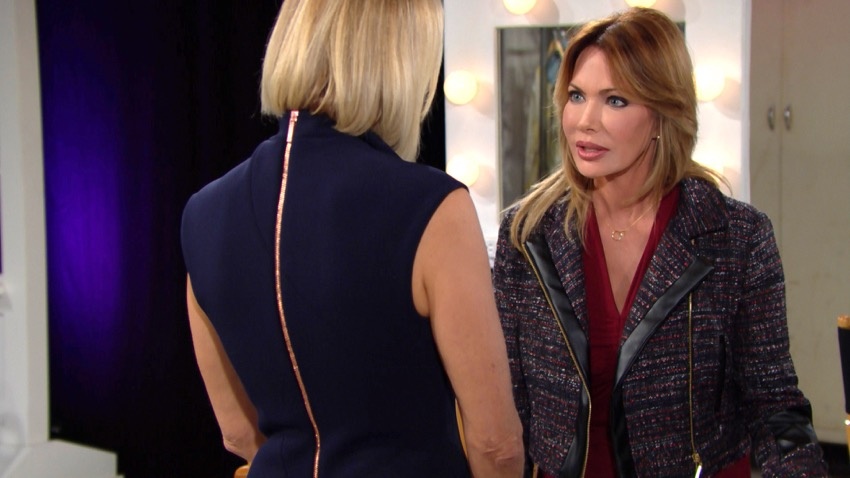 Beautiful, Taylor all'attacco di Brooke (puntata 15 ottobre)