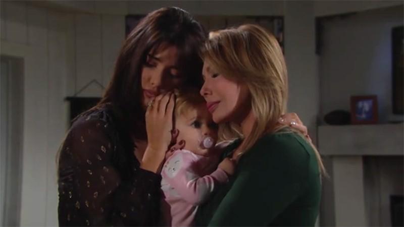 Beautiful, le tentazioni di Taylor (puntata 22 ottobre)