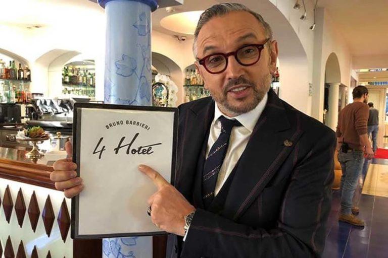 Guida Tv Sky Intrattenimento 11 luglio: Bruno Barbieri – 4 Hotel, Il mistero dei capolavori perduti