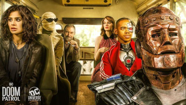 DOOM Patrol: HBO Max rinnova la serie per una terza stagione