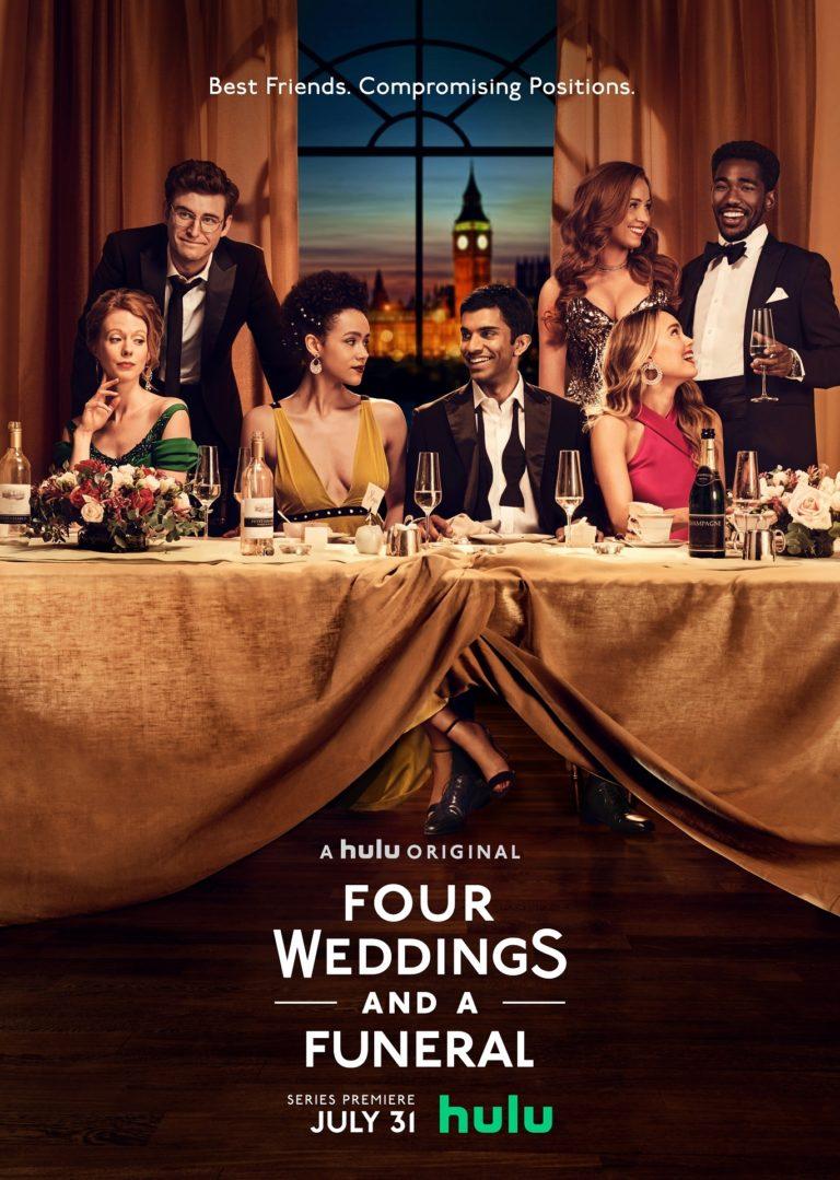 Quattro matrimoni e un funerale: il primo trailer della serie Hulu