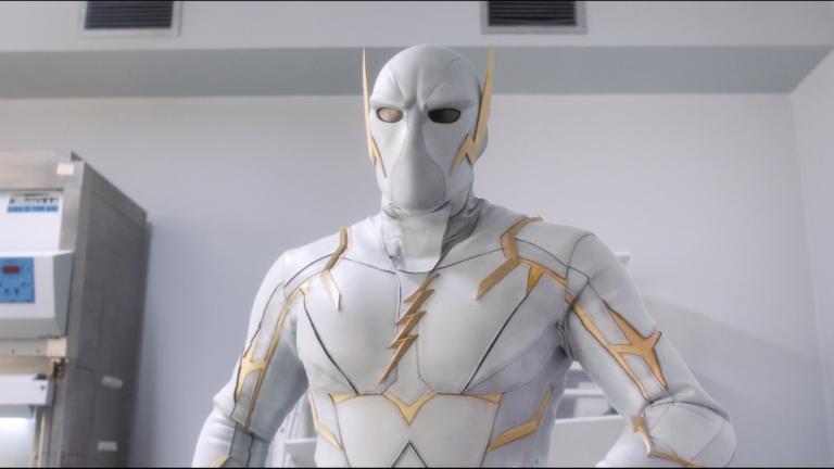 The Flash 6: le foto dal set svelano il ritorno di Godspeed