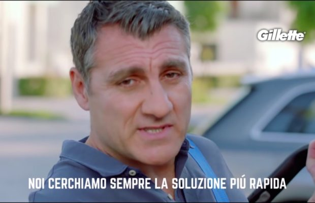 Spot Gillette sottotitoli