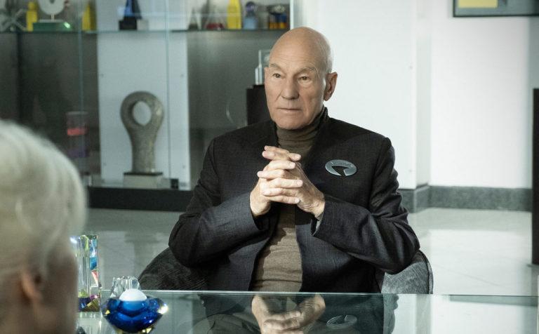 SDCC 2019: il trailer ufficiale di Star Trek: Picard